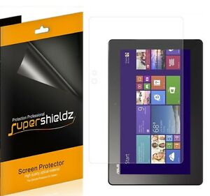 3X SupershieldzClear Screen Protector Guard for Asus Transformer Book T100