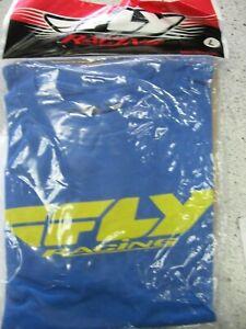 FLY RACING T-Shirt (Blue) LARGE 352-0241L Tee shirt