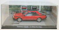 Fabbri 1/43 Scale Diecast - Renault Fuego - A View To A Kill