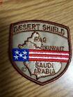 Внешний вид - Desert Shield Military Patch NOS