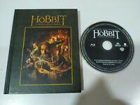El Hobbit la Desolacion de Smaug Edicion Especial - Blu-Ray + Libro