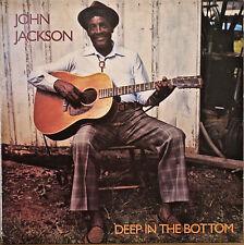 JOHN JACKSON: Deep in the Bottom-NM1983LP Country Blues