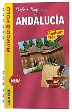 Andalucia Marco Polo Spiral Guide (Marco Polo Spiral Travel Guides), Very Good C