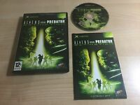 Aliens Versus Predator Extincion - PAL - Microsoft Xbox Clasica  alien