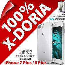 "X-Doria Gel Jacket Slim Protection Case Cover for Apple iPhone 7 8 Plus (5.5"")"