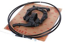 ODYSSEY SPRINGFIELD BMX COMPLETE U-BRAKE SET - BLACK