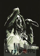 Poster A3 Bob Marley Cantante / Singer Famoso Famous Cartel 06