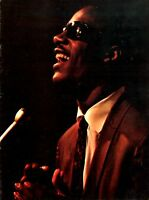 STEVIE WONDER 1969 MY CHERIE AMOUR TOUR CONCERT PROGRAM BOOK BOOKLET / NEAR MINT