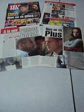 C099 PRISON BREAK WENTWORTH MILLER DOMINIC PURCELL '2007 FRENCH CLIPPING