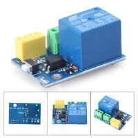 ESP8266 ESP-01S 5V Wifi Relay Module Remote Switch Phone APP DIY Project Tool