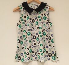 Brand New Hi There Sleeveless Top (Size 8)