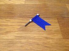 Fanion pour les canots JEP Ruban Bleu 0, 1 & 2 bateaux boat pennant flag Blue