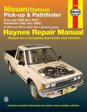 Repair Manual Haynes 72030 fits 86-94 Nissan D21