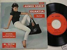Ahmed saber ouaktia (suite) El Feth label