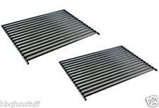 """Charmglow Gas Grill Cooking Grates Porcelain Coated 23 7/8"""" x 15 3/4"""" 2)CG36P"""