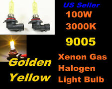 Golden Yellow Xenon 100w Mazda 02 03 Protege5 High Beam 9005/HB3