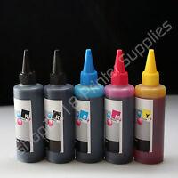 500ml Refill  Ink for CISS & Refillable ink cartridge Canon Pixma MX722 MX922