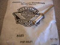 NOS Harley Davidson OEM Pop Rivet 8685