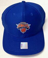 NBA New York Knicks Logo 7 Patch Logo Snapback Cap Hat OSFA NEW!