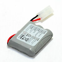 9.6V 3S 800mAh 1650 LiFe Battery Big Tamiya plug for WLtoys HBX RC Truck Buggy