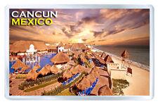 CANCUN MEXICO MOD4 FRIDGE MAGNET SOUVENIR IMAN NEVERA