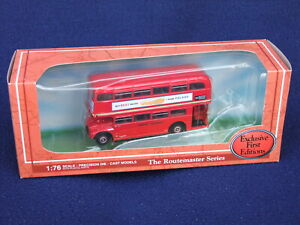 EFE AEC Routemaster Bus 1:76 Scale - various liveries available BOXED