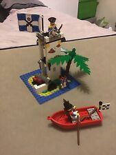 Lego Pirates: Saber Island. 6265