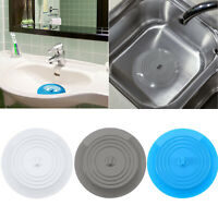 Silicone Tub Stopper Drain Plug for Kitchens, Bathrooms and Laundries 6 Inches