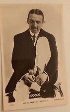 Pre - WW1 RP Theatre Postcard: ACTOR - GERALD DU MAURIER ( No.759 C)