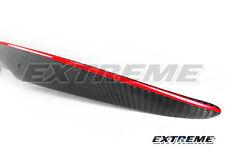 BMW F32 2D CARBON FIBER Red Line M4 STYLE REAR BOOT SPOILER WING UK SELLER