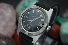 Vintage BAYLOR Automatic Stainless Steel 600ft Men's 36mm Skin Diver Watch