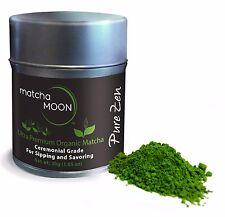Matcha Moon Premium Ceremonial Uji Japanese Matcha Green Tea Powder -Pure Zen-
