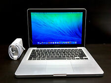 "Apple MacBook Pro 13"" Mac Laptop 2.4Ghz OSX-2015 Upgraded 500GB HD! Warranty!"