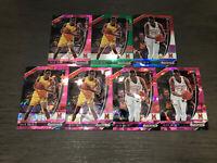 Jalen Smith 2020 Prizm Draft Rookie Lot (7) Pink Green RWB RC Phoenix Suns 🔥🔥