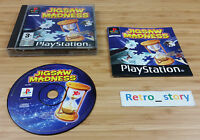 Sony Playstation PS1 Jigsaw Madness PAL