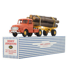 Dinky Toys SUPERTOYS 36a Tracteur WILLEME Avec Remorque FARDIER Semi Atlas Gift