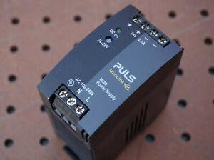 PULS MINILINE ML60 POWER SUPPLY ML60.241 AC DC