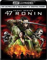 47 Ronin [New 4K UHD Blu-ray] With Blu-Ray, 4K Mastering, Digital Copy