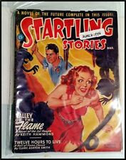 SF Pulp Magazine: STARTLING STORIES March 1946. Two Henry Kuttner stories.