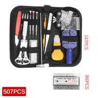 Uhrenwerkzeug Set 507-teilig Uhren Reparatur Set Profi Uhr Reparatur Werkzeug