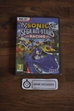 SONIC SEGA ALL STARS RACING / PC DVD-ROM BOXED NEW