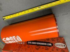 Diamond Products Core Bore 6 Concrete Bit Heavy Duty Segmented