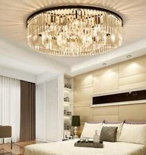 "Modern Chandelier Crystal Ball Fixture Pendant Flush Mount Ceiling Lamp W23.6"""