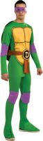Teenage Mutant Ninja Turtles Donatello Adult Halloween Costume Mens Medium