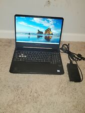 New listing Asus Tuf 15.6in. (512Gb, Intel Core i5 9th Gen., 8Gb)( Fx505Gt ) gaming laptop
