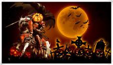 1000pcs Halloween Night Wooden Framless Jigsaw Puzzle Home Decoration DIY Gift