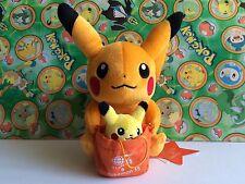 Pokemon Center Japan Pikachu Beams anniversary Shiny Plush doll stuffed figure