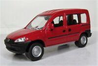 Norev 1:64 Opel Combo C Tour Kombi OVP rot Werbemodell 3-inch