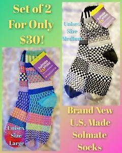 *NWT* Solmate Socks (Set of 2)