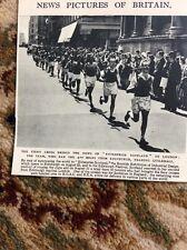 T2-2 Ephemera 1947 Picture Fiery Cross Running Team Enterprise Scotland